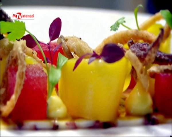 دانلود مستند جودی و آلن از مجموعه آشپزی؛ از دکه تا رستوران