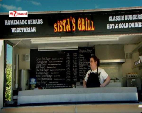 دانلود مستند آیدن و آیلین از مجموعه آشپزی؛ از دکه تا رستوران