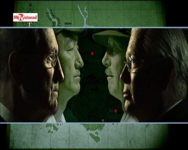 دانلود مستند نبرد سنگاپور از مجموعه نبرد ژنرال ها