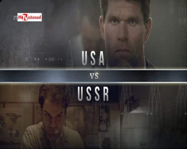 دانلود مستند آمریکا در برابر شوروی از مجموعه نابغهها