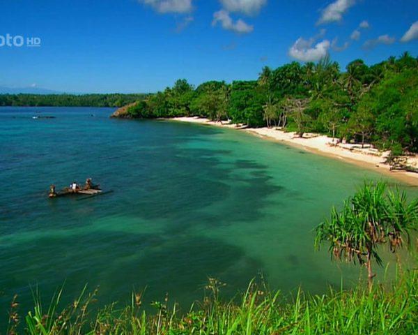 دانلود مستند اقیانوس آرام از مجموعه سواحل رویایی