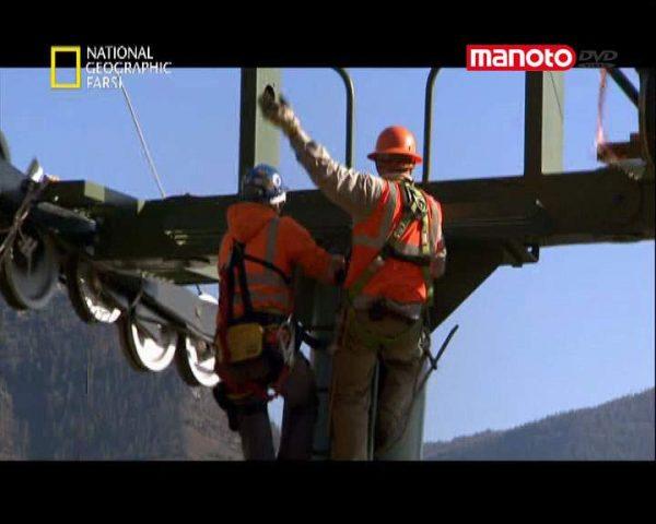 دانلود مستند تله کابین از مجموعه سخت ترین تعمیرات جهان