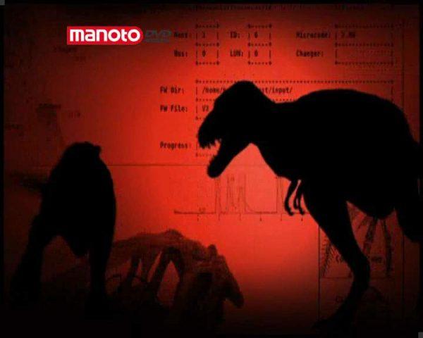 دانلود مستند دایناسورهای زره دار از مجموعه نبرد ژوراسیک