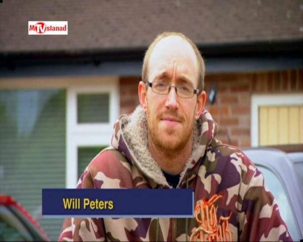 دانلود مستند ویل پیترز از مجموعه دنیای مردها