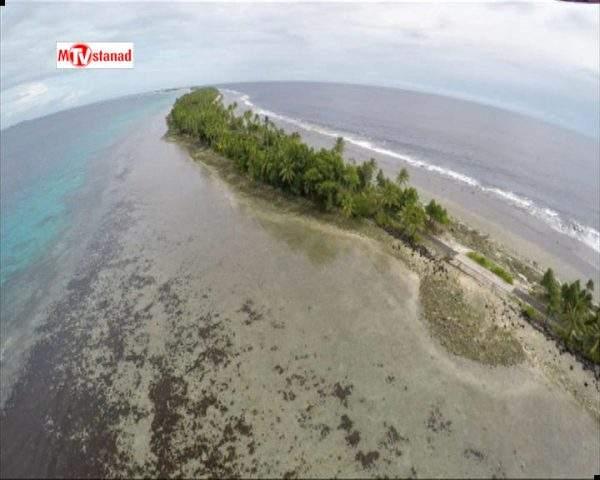 دانلود مستند پیشروی آب اقیانوس ها از مجموعه سیاره خشمگین