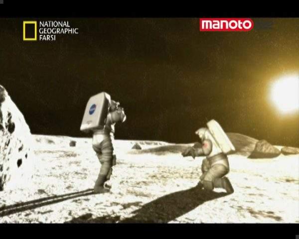 دانلود مستند زندگی بر روی ماه از مجموعه دانش محض