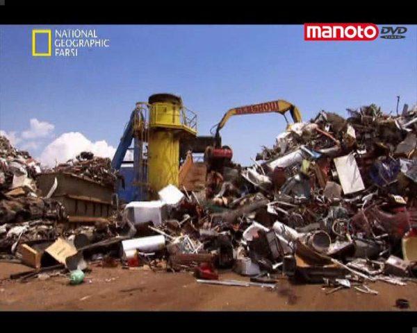 دانلود مستند کارخانه ی اوراق نیویورک از مجموعه ابر سازه ها