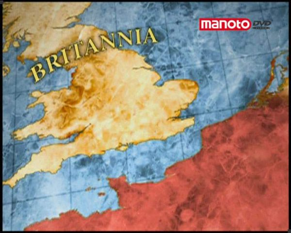 دانلود مستند تهاجم بربریتانیا از مجموعه امپراطوری رم