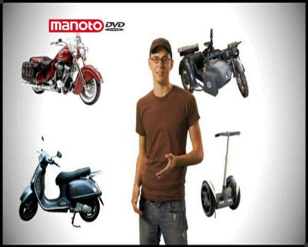 دانلود مستند موتور سیکلت از مجموعه فوت و فن