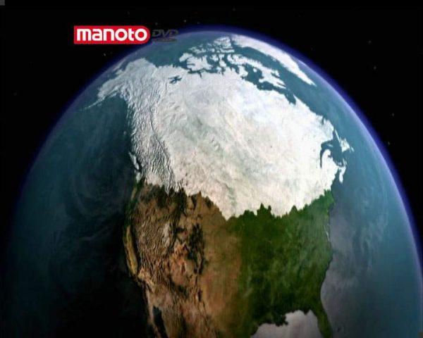 دانلود مستند عصر یخ در آمریکا از مجموعه آفرینش زمین