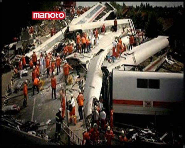 دانلود مستند قطارها از مجموعه برآمده از فاجعه