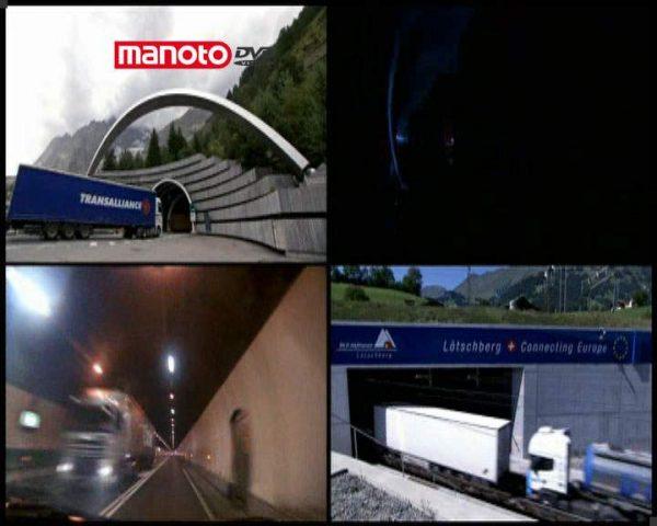 دانلود مستند تونل ها از مجموعه برآمده از فاجعه