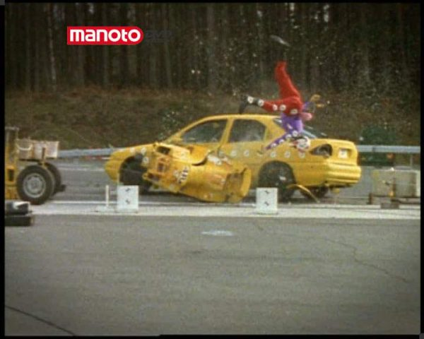 دانلود مستند شدیدترین تصادفات اتومبیل رانی از مجموعه برترین ها