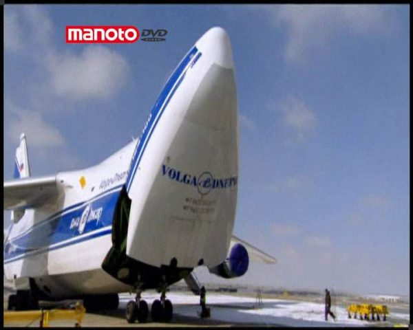 دانلود مستند ماشین های فضایی از مجموعه جابجایی های عظیم