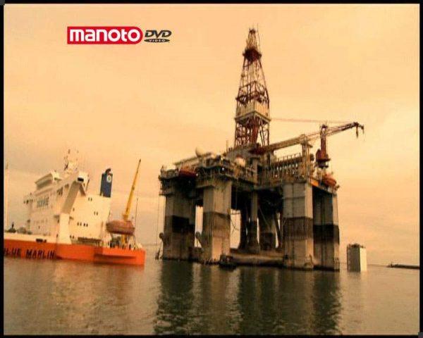 دانلود مستند ماشین های نفتی از مجموعه جابجایی های عظیم