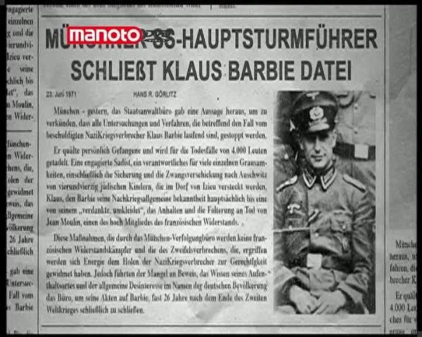 در جستجوی نازی ها
