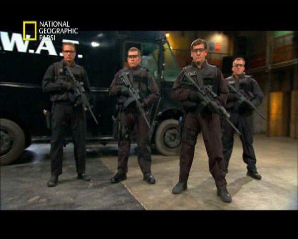 دانلود مستند پلیس های برتر از مجموعه علم نبرد