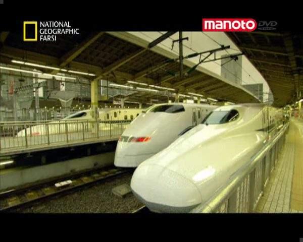 دانلود مستند قطار فوق سریع بولت از مجموعه ارتباطات مهندسی