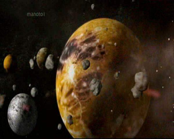 دانلود مستند هجوم سیارکها از مجموعه کیهان