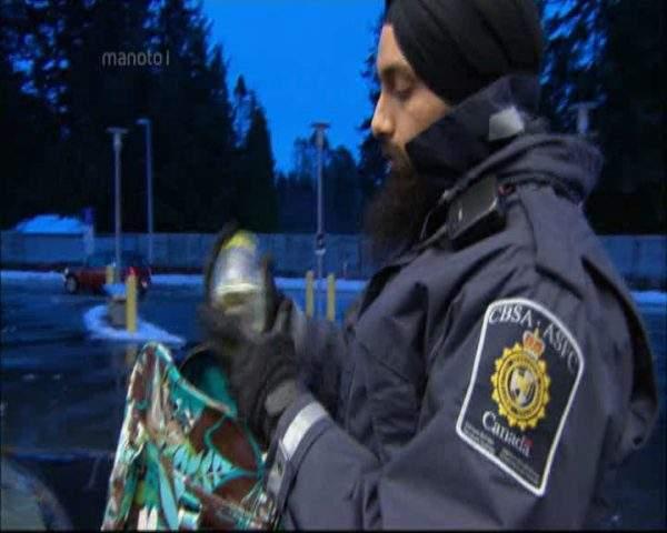 دانلود مستند مرزبانان کانادا - 2 از مجموعه مرزبانان کانادا