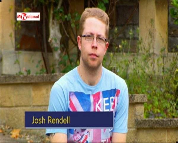 دانلود مستند جاش رندل از مجموعه دنیای مردها