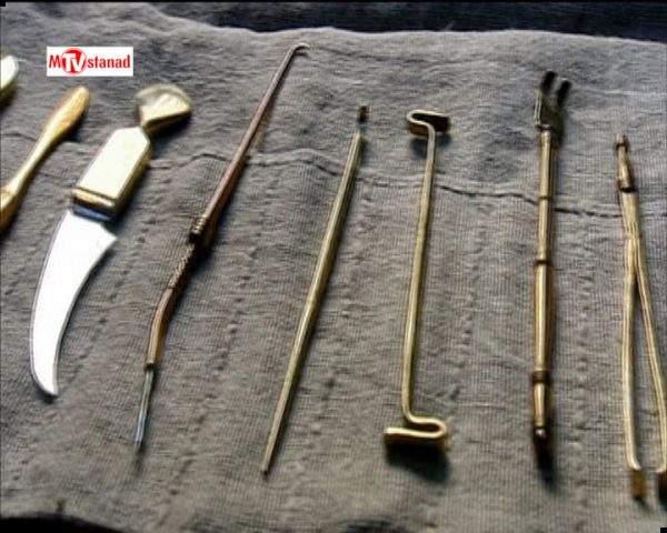 دانلود مستند پزشکی از مجموعه کاوشهای باستانی