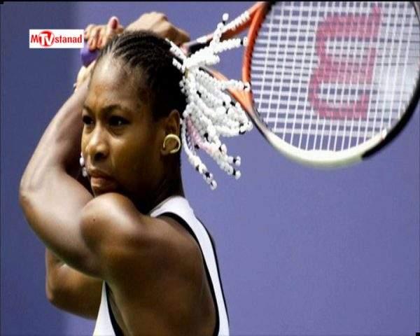 دانلود مستند سرینا ویلیامز؛ اسطوره تنیس از مجموعه ویژه برنامه