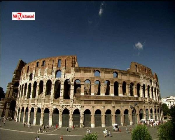 دانلود مستند امپراتوری روم از مجموعه شاهکارهای مهندسی باستان
