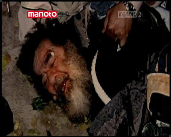 دانلود مستند دستگیری صدام از مجموعه زمان فاجعه