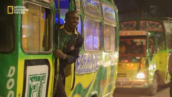 دانلود مستند خیابانهای ژوهانسبورگ با دوبله شبکه نشنال جئوگرافی فارسی از مجموعه آفریقای دوست داشتنی
