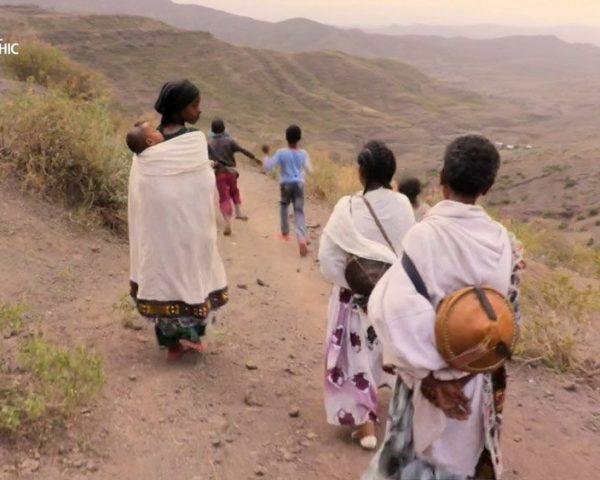 دانلود مستند بازگشت به اتیوپی با دوبله شبکه نشنال جئوگرافی فارسی از مجموعه آفریقای دوست داشتنی
