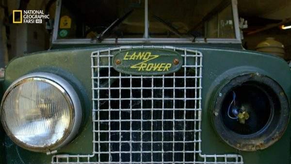 دانلود مستند مخمصه دانمارکی با دوبله شبکه نشنال جئوگرافی فارسی از مجموعه مأموریت نوسازی اتومبیل