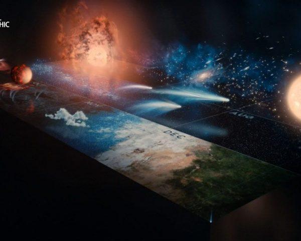 دانلود مستند آسمانی پر از اشباح از مجموعه کاسموس