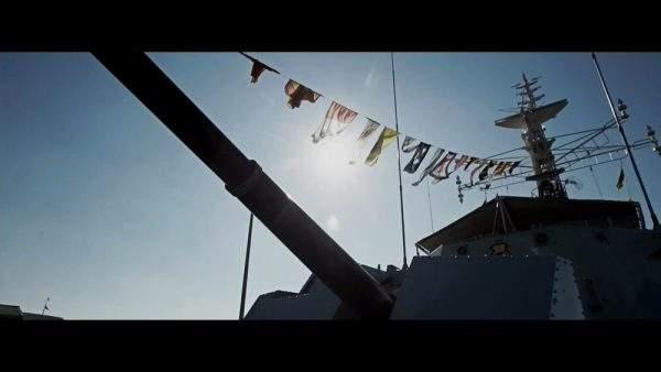 دانلود مستند نبرد نرماندی با دوبله شبکه منوتو manoto از مجموعه داستان کشتی های جنگی