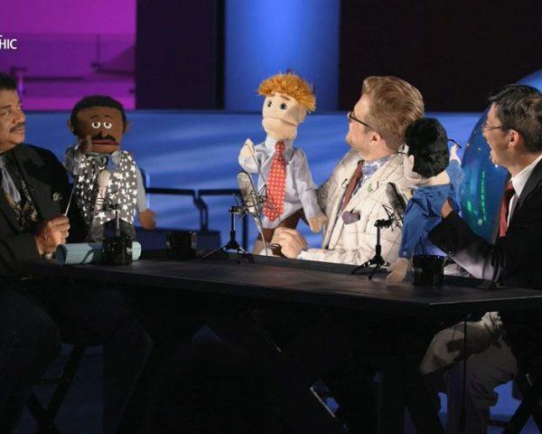 دانلود مستند فرانک آز و علم عروسک گردانی با دوبله شبکه نشنال جئوگرافی فارسی از مجموعه گفتگو با ستارگان