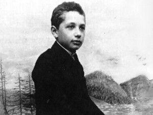 اینشتین در سن 14 سالگی
