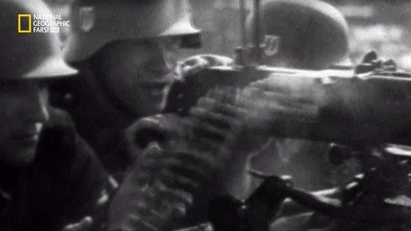 دانلود مستند بلیتسکریگ در شرق با دوبله فارسی شبکه نشنال جئوگرافی از مجموعه ابرسازه های نازی در جنگ روسیه