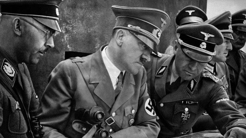 """مروری بر مستند """"ردپای هیتلر"""""""