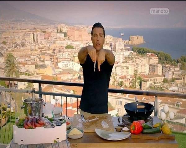 دانلود مستند ناپل از مجموعه جینو و آشپزی ایتالیایی