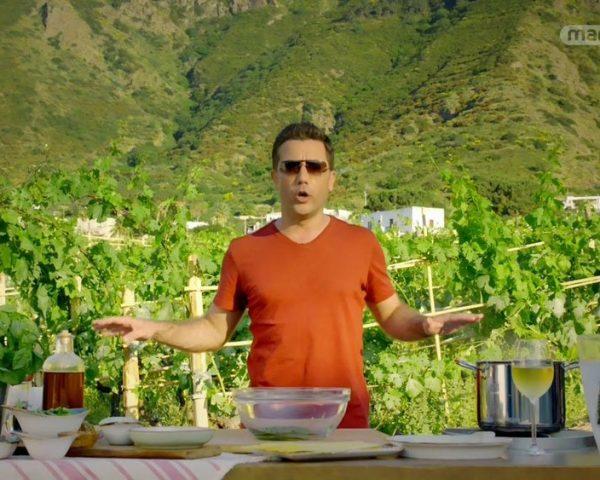 دانلود مستند جزایر آیولین از مجموعه جینو و آشپزی ایتالیایی