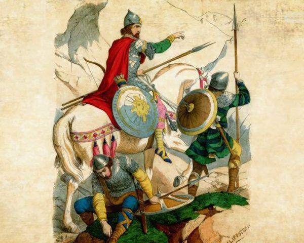 سقوط امپراطوری : شاه ادگار  (مستند)
