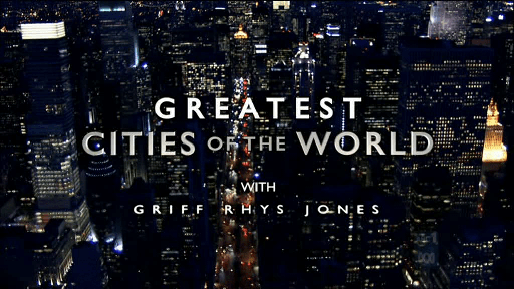 مجموعه کامل مستند معروف ترین شهرهای دنیا