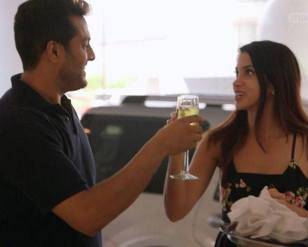 دانلود مستند پایان مهمانی از مجموعه تدارک برای ازدواج با دوبله شبکه منوتو
