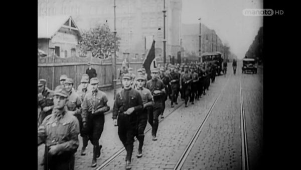 Download the First World War ceasefire documentary from the special program of the program dubbed by Manoto Network