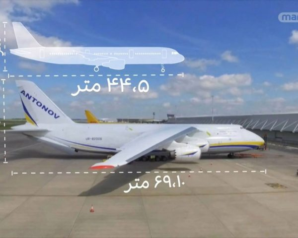 دانلود مستند هواپیمای باربری آنتونف از مجموعه جا به جایی های غول آسا با دوبله شبکه منوتو