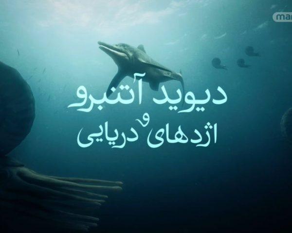 دانلود مستند اتنبرو و اژدهای دریایی از مجموعه اسرار حیات وحش با دوبله شبکه منوتو