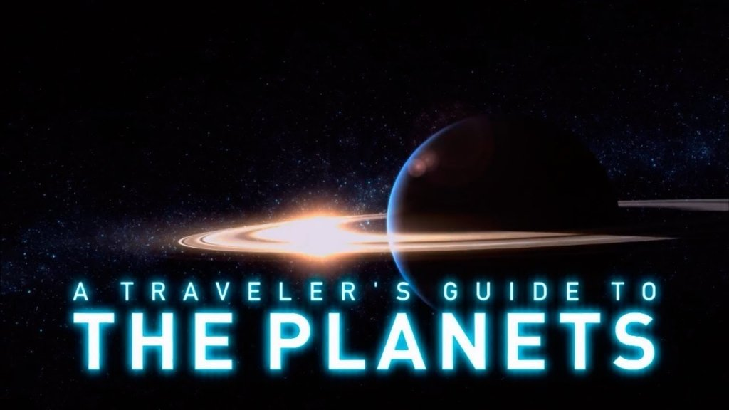 A Traveler's Guide to the Planets