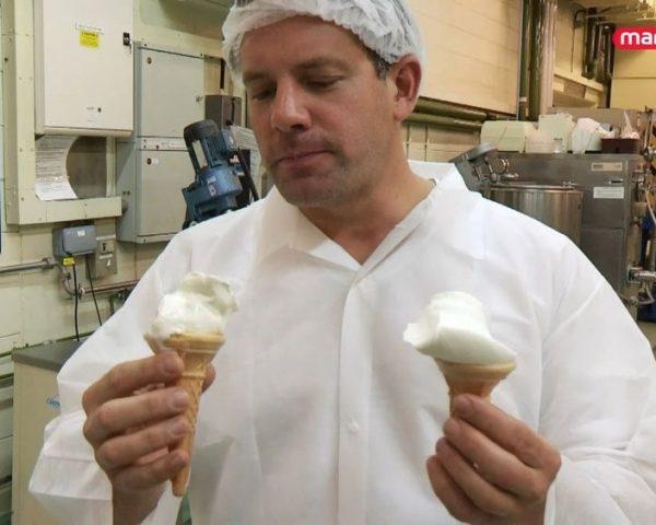 دانلود مستند گوشت گاو، بستنی و کمپوت گریپ فروت از مجموعه دنیای ناشناخته خوراکی ها با دوبله شبکه منوتو