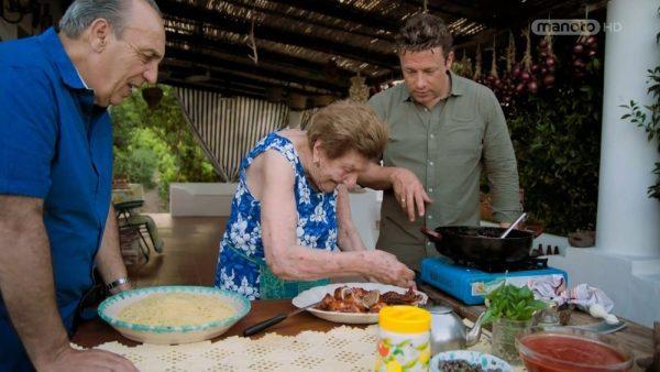 دانلود مستند جزایر آیولین از مجموعه جیمی و آشپزی مادربزرگ های ایتالیایی با دوبله شبکه منوتو