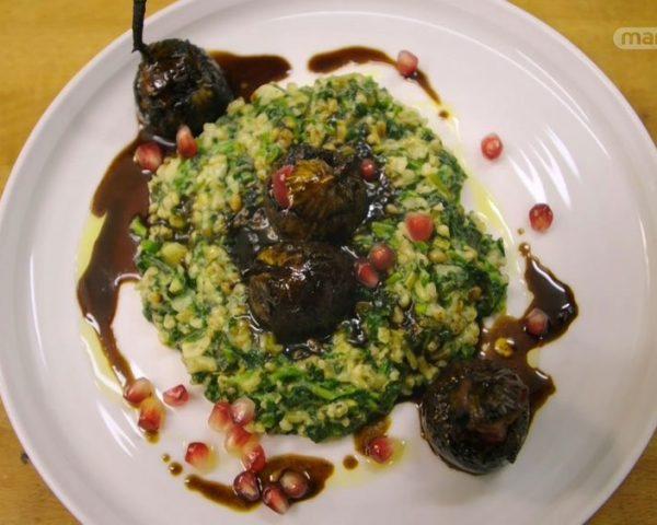 دانلود مستند ترفند های جیمی: آشپزی با سبزیجات - 3 از مجموعه ترفند های جیمی: آشپزی با سبزیجات با دوبله شبکه منوتو